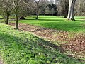 Dried up river bed, Charlton Park. - geograph.org.uk - 323535.jpg