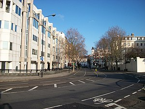 Charity Commission for England and Wales - Image: Drummond Gate Pimlico geograph.org.uk 1632933