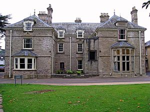 Drybridge House, Monmouth - Drybridge House, Monmouth