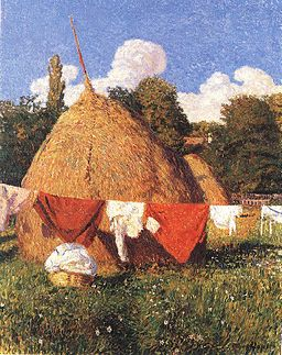 Drying Clothes Grunwald