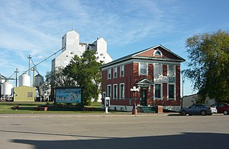 Duck Lake, Saskatchewan - Duck Lake Town Office