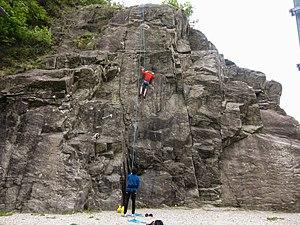 Maccagno - Rock climbing in Maccagno