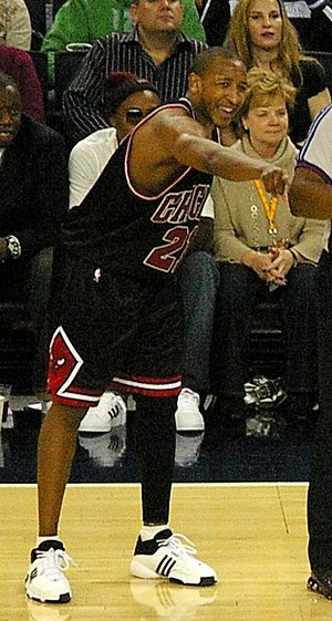 Chris Duhon - Duhon played with the Bulls from 2004–08