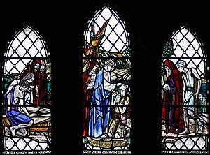 Louis Davis - Louis Davis, Window at Dunblane Cathedral