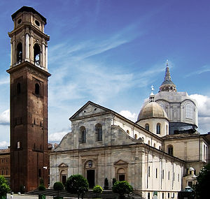 Timeline of Turin - Turin Cathedral was built in 1498