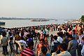 Durga Idol Immersion Gathering - Baja Kadamtala Ghat - Kolkata 2012-10-24 1754.JPG