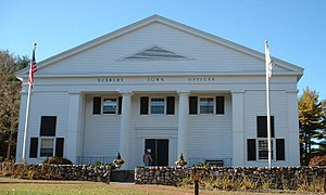 Duxbury, Massachusetts - Duxbury Town Offices