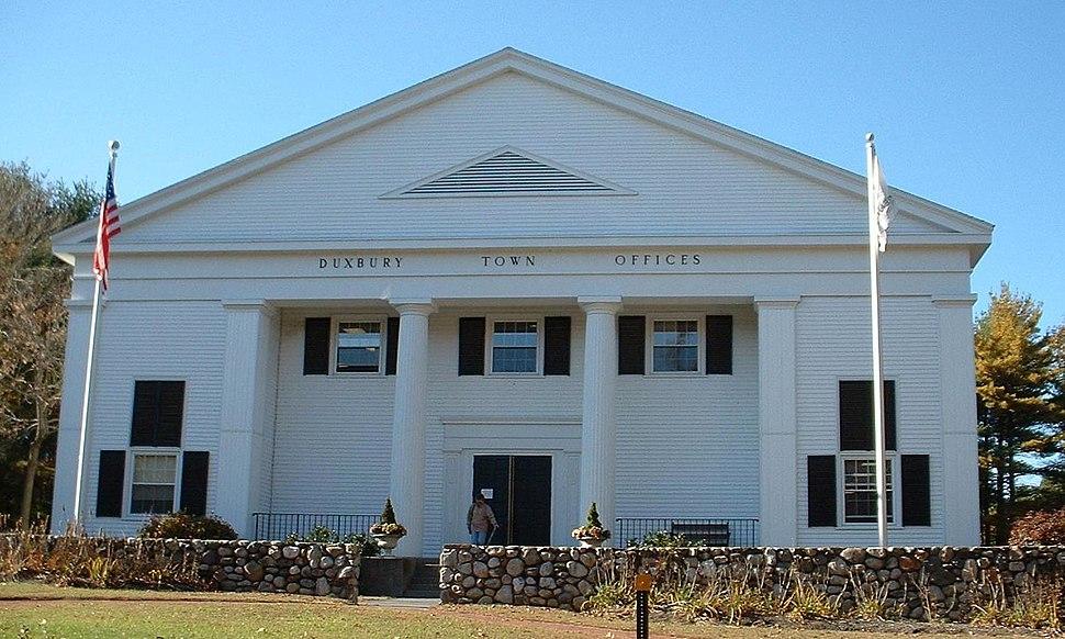 Duxbury Town Offices