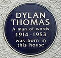 Dylan Thomas plaque.jpg