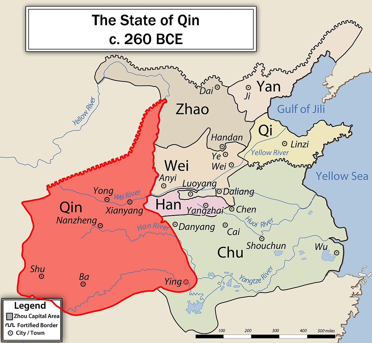 Qin The Warring States Pdf