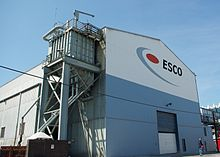 esco electronics corporation