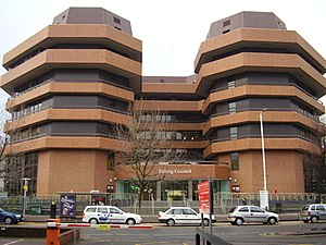 Ealing - Perceval House