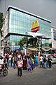 Earthquake Leads Office Evacuation - Ashram - Sector-V - Salt Lake City - Kolkata 2015-04-25 5983.JPG