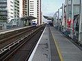 East India DLR stn look east.JPG