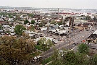 East Moline, Illinois - Image: East Moline