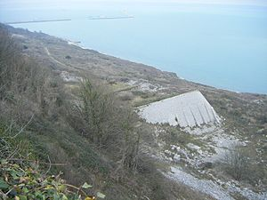 East Weare Rifle Range - Image: East Weares Rifle Range, Portland, Dorset