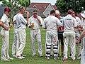 Eastons CC v Abridge CC at Little Easton, Essex, England 15.jpg