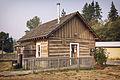 Eatonville, WA — Van Eaton Cabin — 01.jpg
