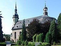 Ebersbach-Sa Barockkirche Mike Krüger 080817 1.JPG