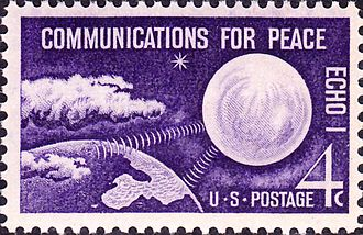 Project Echo - Echo 1 - 1960 issue