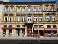 Eclectic style listed house (1890s), Krisztina 34, 2017 Budapest.jpg