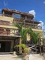 Edificio en Calle Costera de Mahahual, Quintana Roo. - panoramio.jpg