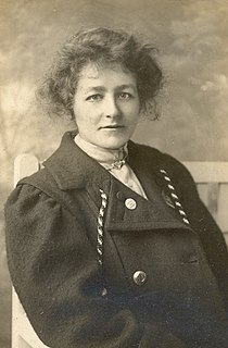 Edith New 20th-century English suffragette