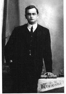 Eduardo López Bustamante Journalist, lawyer and poet