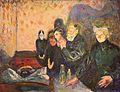Edvard Munch, Dødskamp.JPG
