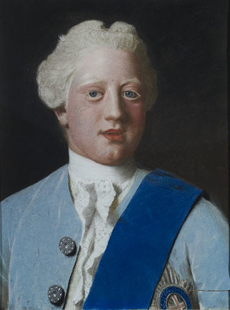 Prince Edward, Duke of York and Albany - Prince Edward, aged 15, by Liotard