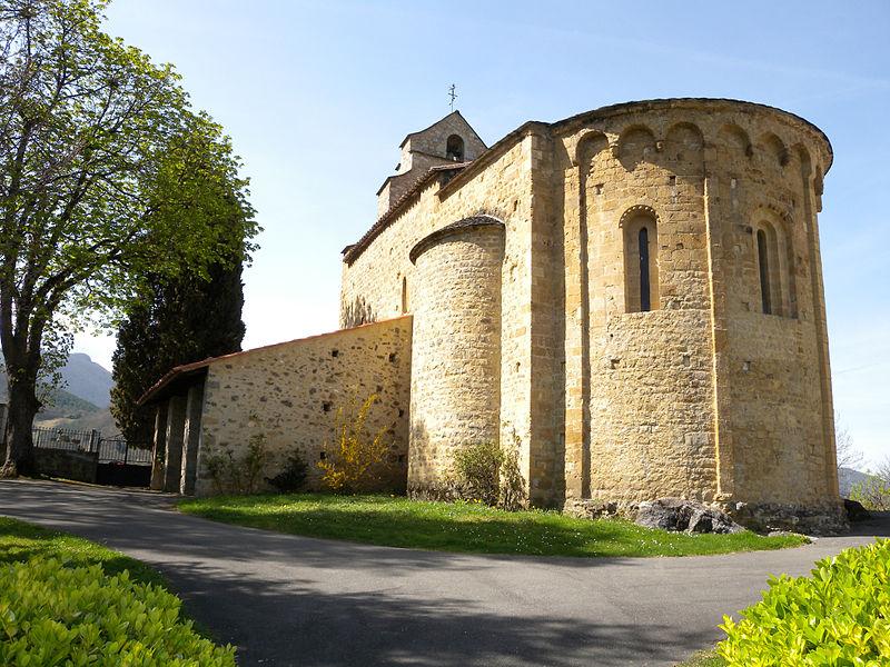 Église Saint-Pierre de Montgauch (Classé)