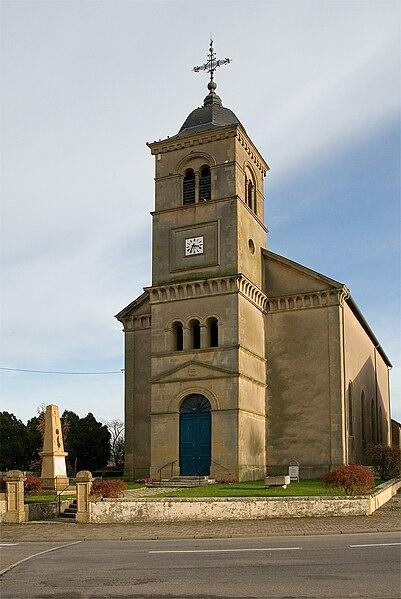Église de Condé-Northen
