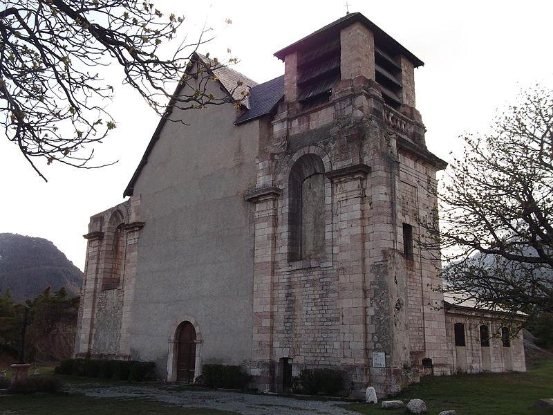 Église Saint-Louis de Mont-Dauphin (ClasséClasséClassé)