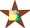 Egyptian Governorate Barnstar.png