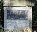 Ehrengrab Königin-Luise-Str 57 (Dahlem) Jacobus Henricus van 't Hoff1.jpg