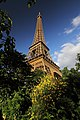 Eiffelturm hinter Bäumen.JPG