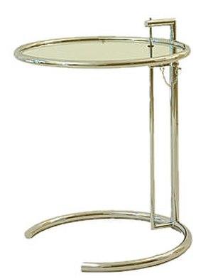 Eileen Gray - E-1027 table by Eileen Gray