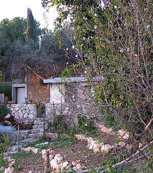 Ein Hod - Image: Ein Hod house