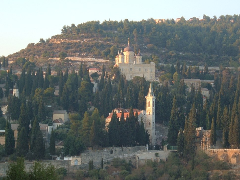 Ein Karem Churches