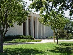 Abilene, Kansas - Eisenhower Presidential Library