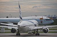 4X-EAR - B763 - Israir Airlines