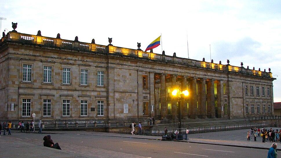 El Capitolio Nacional (Bogot%C3%A1, Colombia) 1