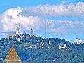 El Tibidabo, l'observatori Fabra i la punxa d'una torre veneciana.jpg