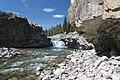 Elbow falls Kananaskis Alberta Canada (25887037463).jpg