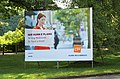 Election poster of Luxembourg general election, 2018 (CSV) (02).jpg