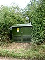 Electricity sub station in Stubb Road - geograph.org.uk - 578364.jpg