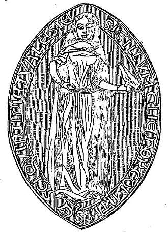 Eleanor, Countess of Vermandois - Image: Eleonor Vermandois