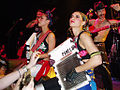Elizabeth and Pam, Gogol Bordello - Fox Theatre, Boulder, Colorado.jpg