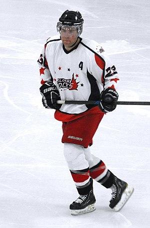 Elora Rocks - Rocks player during 2014-15 season.