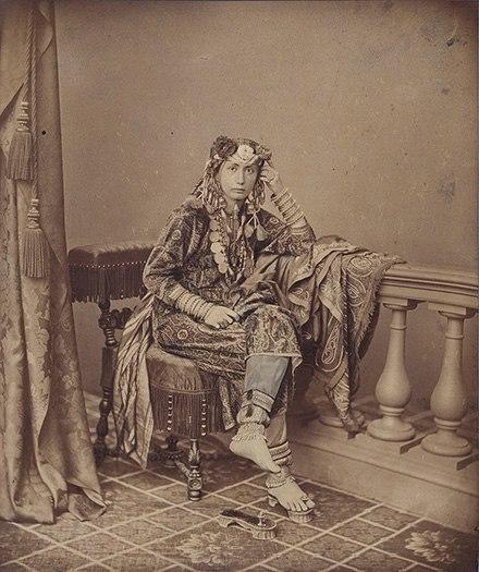 Emily Ruete (Sayyida Salme), Princess of Zanzibar